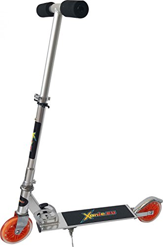 Alu Scooter Xity-125 City Roller