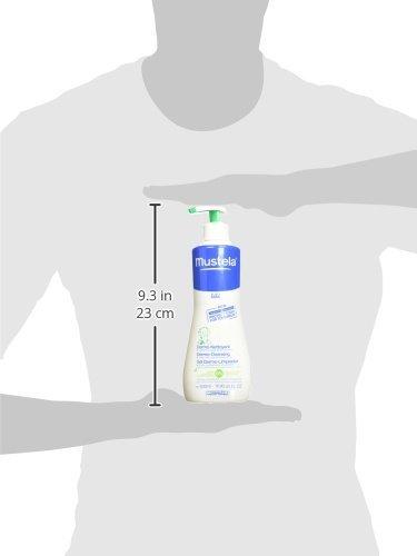 EXPANSCIENCE MUSTELA Dermo Limpiador Líquido 500 ml