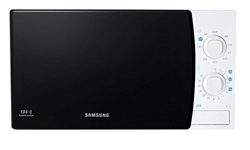 Samsung GE711K/XEC - Microondas, grill, 20 l, 750 W/1100 W