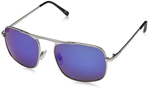 Vans Herren HOLSTED SHADES Sonnenbrille, Silver-Black, 1