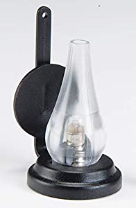 Kahlert Licht 29443 - Accesorios para minimuñecas, Color Negro y Transparente