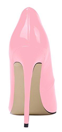 Guoar - Scarpe chiuse Donna Rosa (Rosa baby)
