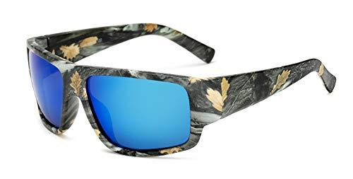 Sonnenbrille Frauen Designer Polarisierte Sonnenbrillen Neue Männer Nachtfahrten Camo Schutzbrille Nachtsicht Brille Tarnung, Blaue Linse