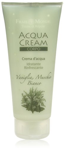 Frais Monde Acqua Crème pour Corps Vanilla/White Musk 200 ml