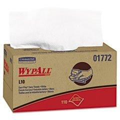 kimberly-clark-wypall-l10-sani-prep-wht-110-b-price-is-per-box-by-kimberly-clark
