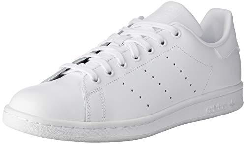 adidas Stan Smith S75104, Zapatillas para Hombre, Blanco (White), 44 EU