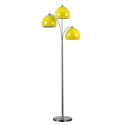 modern-designer-style-3-way-brushed-chrome-floor-lamp-complete-with-mini-arco-style-yellow-dome-shad