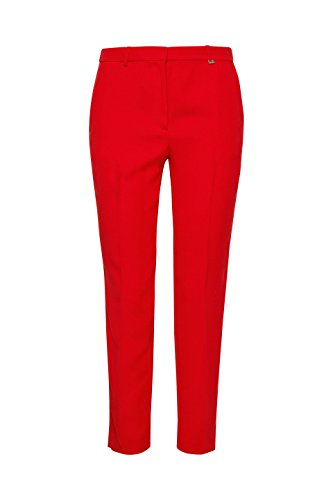 ESPRIT Collection, Pantaloni Donna Rosso (Red 630)
