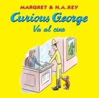 Curious George va al cine (Oberon Junior) por Margret