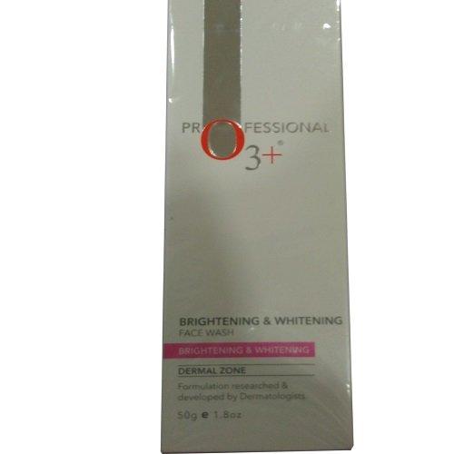 O3+ Brightening & Whitening Face Wash (50g)