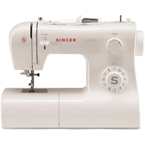 Singer 0374318843506 - Máquina de coser de brazo libre tradition 2282