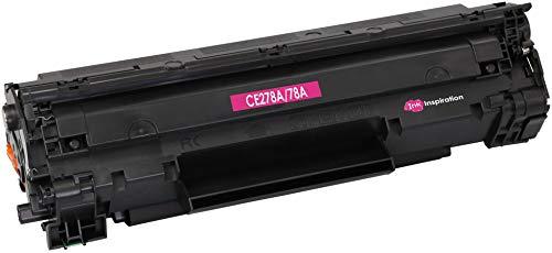 INK INSPIRATION® Premium Toner kompatibel für HP CE278A 78A Laserjet Pro M1536 MFP M1536dnf MFP P1560 P1566 P1600 P1606 P1606dn   2.100 Seiten - Hp Ce278a Kompatibel Toner