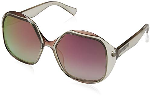 Marc Jacobs Damen MARC 195/S VQ FWM 57 Sonnenbrille, Nude/Pink Multilayer,