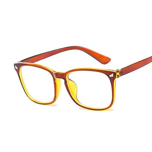 Kjwsbb Cat EyeBrillengestell Designer Optische Brillengestell weiblich QuadratKlarglas Lady