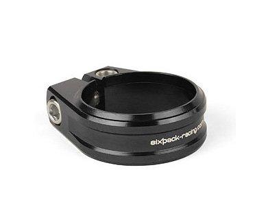 Sixpack Skywalker Sattelklemme, schwarz, 34.9mm