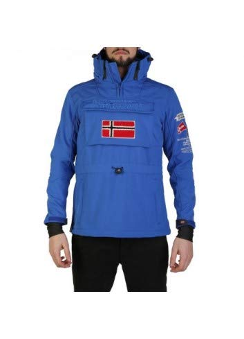 Geographical Norway Chaqueta Target_Man Hombre Color: Azul Talla: L