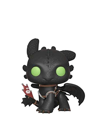 Funko Pop! Movies - How to Train Your Dragon - Toothless (Hidden World) #686 Vinyl Figure 10cm Released 2019
