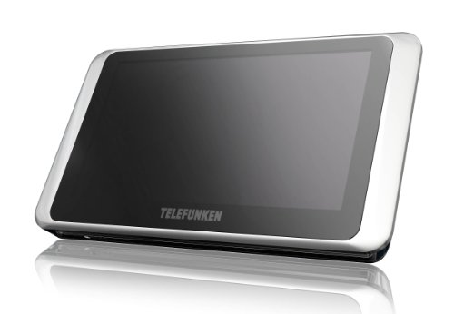 Telefunken T9HD Portabler Multimedia Player (HDMI, SD-Card Slot, TFT LCD Touchscreen, Wifi) 16 GB weiß (16 Gb Ipods)