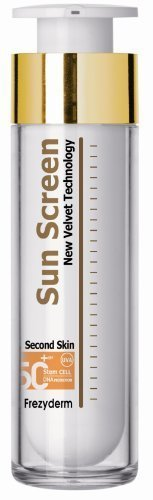 Frezyderm, Filtro solar facial (SPF 50, piel