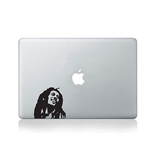 Bob Marley Vinyl-Aufkleber für MacBook Air (11 Zoll / 33 cm), MacBook Pro (33 cm / 15 Zoll), MacBook Pro Retina (13 Zoll / 38,1 cm) und MacBook Retina (30,5 cm) (Vinyl Pro 13 Mac Book)