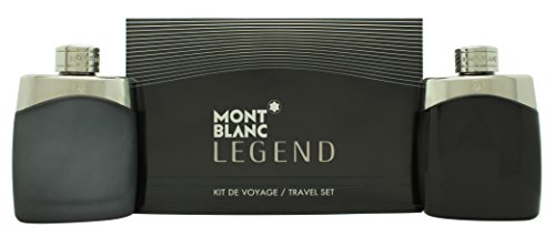 Mont Blanc Legend Geschenkset 100ml EDT + 100ml Aftershave Splash