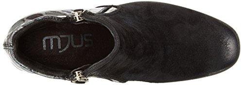 Mjus 270214-0101-6002, Bottes Classiques femme Noir - Noir