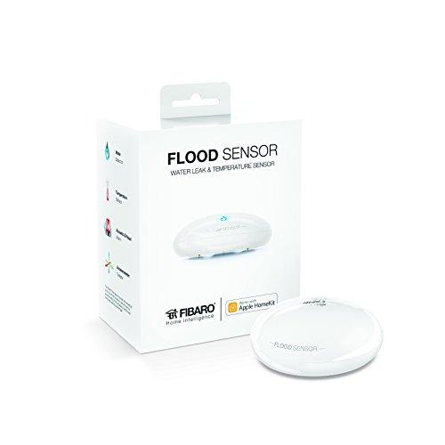 Fibaro Flood Sensor Apple homekit, 1pieza, FIB _ fgbhfs de 101