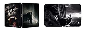 King Kong [4K Ultra HD + Blu-ray + Blu-ray bonus + Digital - Édition boîtier SteelBook]