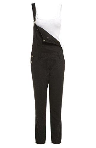 SS7 Women's Denim Dungarees Jeans, Size UK 8 - 16 Test