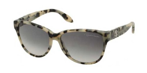 Roberto Cavalli 650 55b Tortoise Caprifoglio Wayfarer Sunglasses