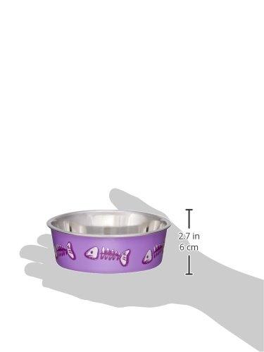 Bella-Bowl-Fish-Bowl-X-Small-Purple
