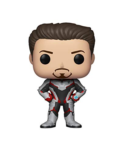 Horror-Shop Avengers Endgame - Tony Stark Funko POP! Figur für Sammler