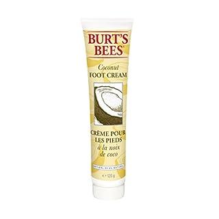 Burt's Bees 99.4% Natural Coconut Moisturising Foot Cream, 120g