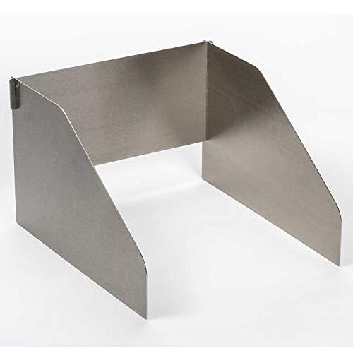 Sizzle Protection Wind und Spritzschutz Napoleon ROGUE - R425 und R365 SIB (R3) Infrarot Grill Seitenbrenner Sizzle Zone