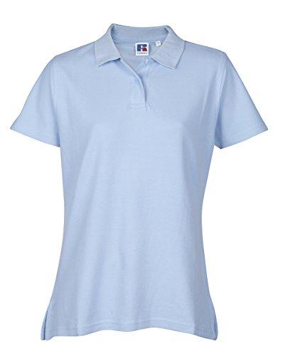 Russell Athletic -  Polo  - Polo - Maniche corte  - Donna azzurro M