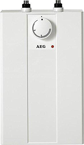 AEG offene elektrischer Kleinspeicher 5 Liter HUZ Basis Untertischgerät Elektro Boiler