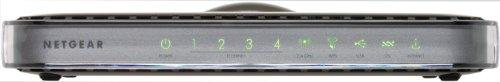NETGEAR Wireless-N 300 ADSL2+ Modem Gigabit Router - Annex A (AT)(CH) (Router Netgear N 300)