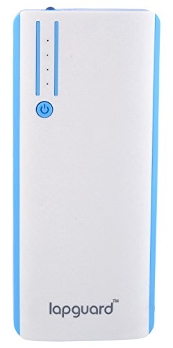 Lapguard 13000 MAh Power Bank (Blue & White, Sailing-1520-13K)