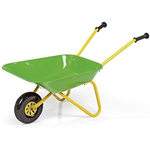 Rolly Toys 271801 Carretilla Metal Verde