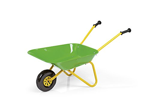 rolly-toys-271801-carretilla-metal-verde