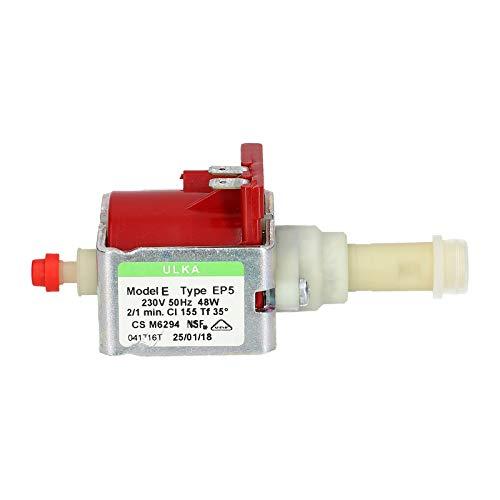Pumpe Wasserpumpe für Kaffeevollautomaten De'Longhi Saeco Ulka EP5 230V 48Watt