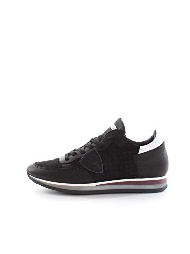 PHILIPPE MODEL PARIS TRLU WO08 BLACK SNEAKERS Uomo BLACK 41