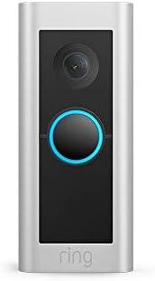 Maak kennis met de Ring Video Doorbell Pro 2 van Amazon | HD-video, zicht van top tot teen, 3D-bewegingsdetect
