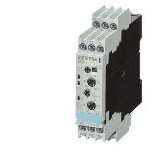 Siemens Indus.Sector Überwachungsrelais 3RS1020-1DW10 Temperatur B=22,5mm Temperaturüberwachungsgerät 4011209535787