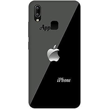 RSE Apple Logo/iPhone Hard Polycarbonate Designer Back