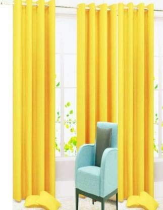 check MRP of plain window curtains GOOD LUCK TEXTILE