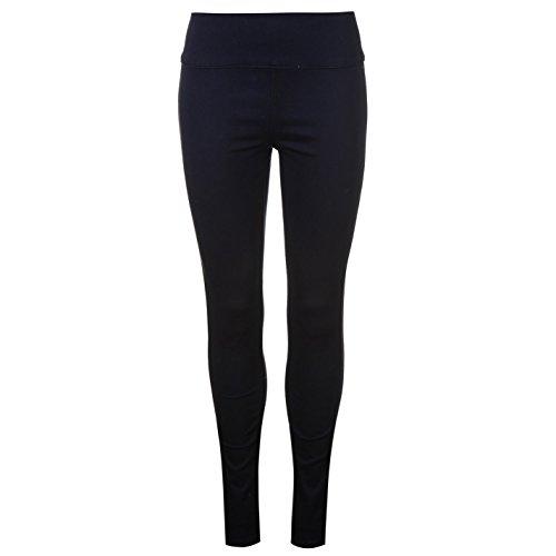 True Denim Donna Vita Alta Jeans Elasticizzato Pantaloni Casual Navy 8 (Vita Alta Designer Jeans)
