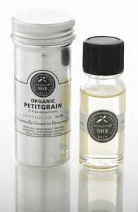 Organic Petitgrain Essential Oil (Citrus aurantium) (10ml) by NHR Organic Oils by NHR Organic Oils
