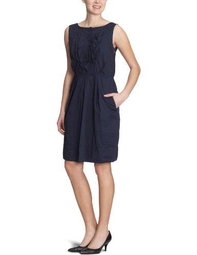 Henry Cottons -  Vestito  - Collo a U  - Senza maniche  - Donna Blau (blau 780) 38