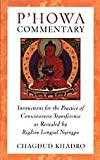 Phowa Commentary: Instructions for the Practice of Consciousness Transference as Revealed by Rigdzin Longsal Nyingpo